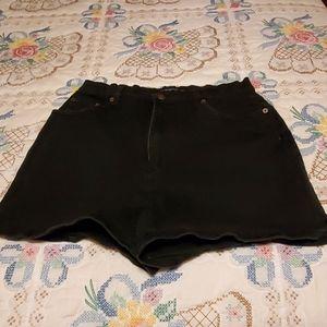 BillBlass Ladies Denim Shorts